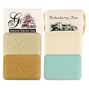 Unscented Goatmilk Boxed Spa Bar Soap - 1.5 Oz.